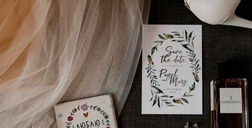 Bridal morning preparation